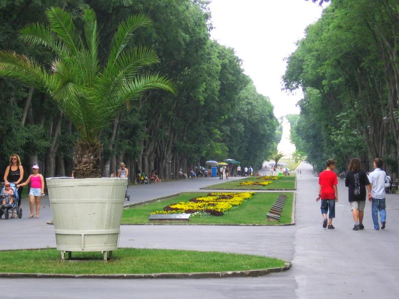 Sea Garden @ Varna Bulgaria