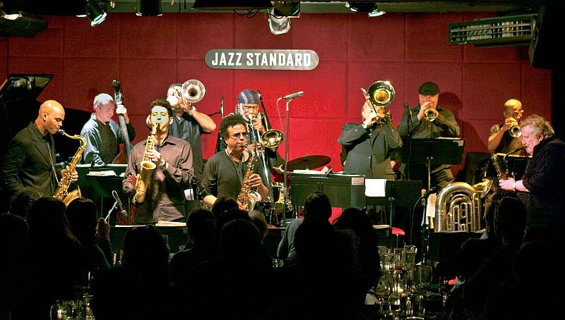 a report on the jazz concert by the mingus big band Later after mingus's death, stubblefield went on to collaborate with mingus's widow, sue mingus, and became a key figure in the mingus dynasty and mingus big band this recording at strata is the only known documentation of mingus and stubblefield on stage together.