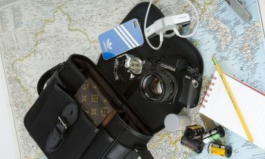 The Essential Travel Packing List for Men (Part 1/3)