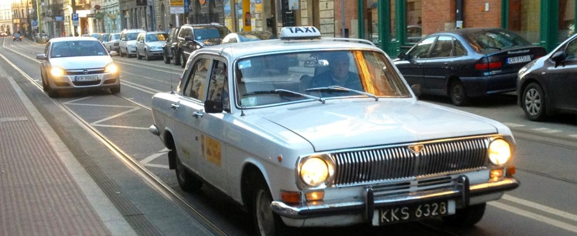 120 Taxi Rides In An Alleged Warzone