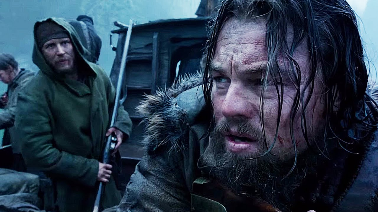 The Revenant (2015) Movie Review: Man vs Man, Beast & Nature