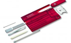 The Swisscard - A Pocket Knife The Size Of A Creditcard