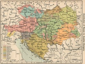 austrianhungarian-empire-in1911