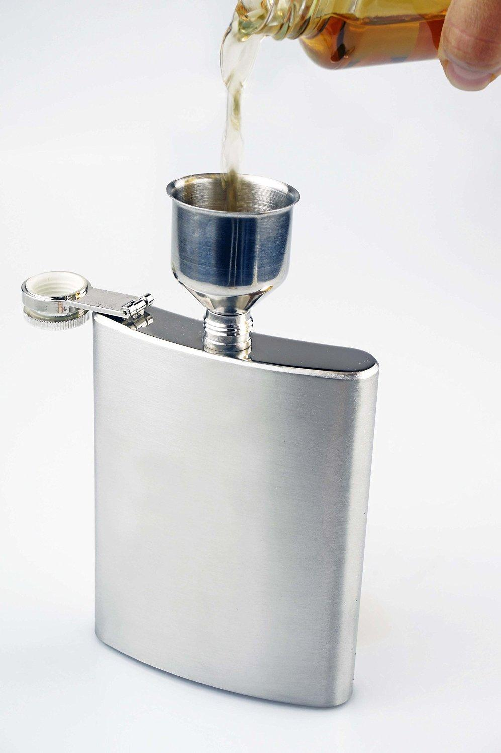 Flasks For Men A Guide To Enjoying Spirits Anywhere