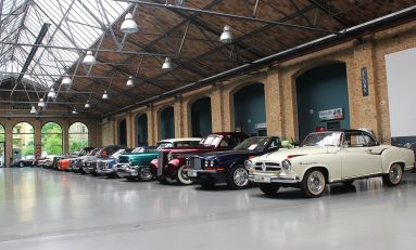 Love Cars? Visit Berlin's Classic Remise This Summer