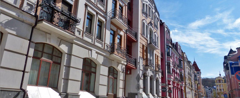 Kiev Vozdvizhenka: The Oligarch's Ghost Town