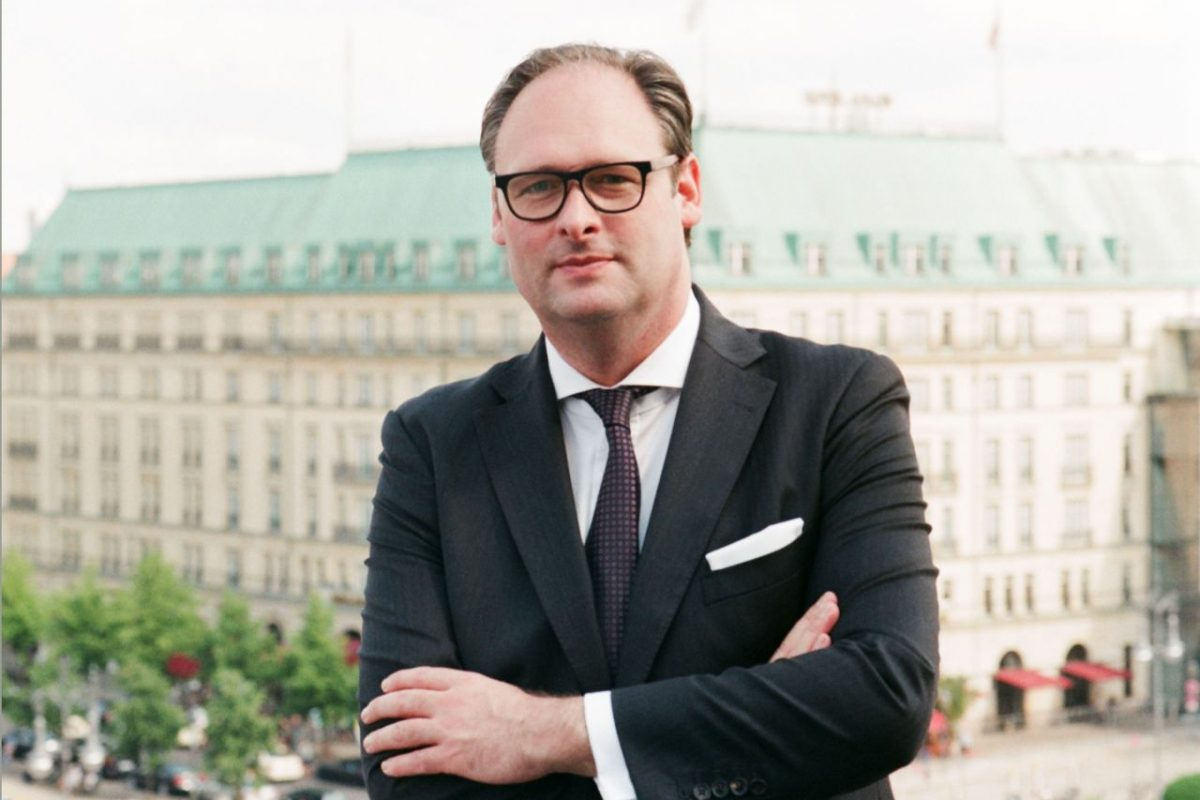 Emile Bootsma of Hotel Adlon Berlin: The Interview