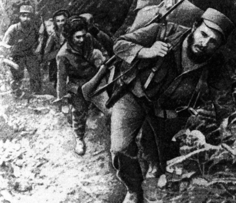 Fidel Castro Declares War on Dictator Fulgencio Batista [April 5, 1956]