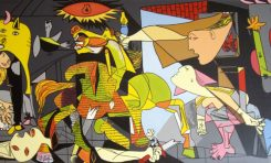 Pablo Picasso Dies at 91 [April 8, 1973]
