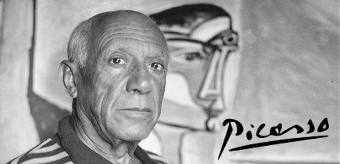 Pablo Picasso | Photo: Bebuze.com