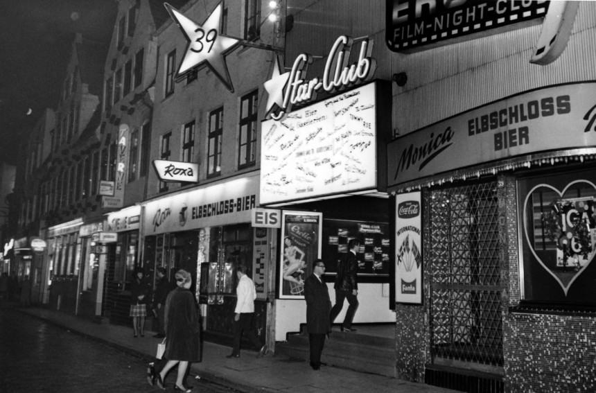 The Star Club Opens in Hamburg, Germany [April 13, 1962]