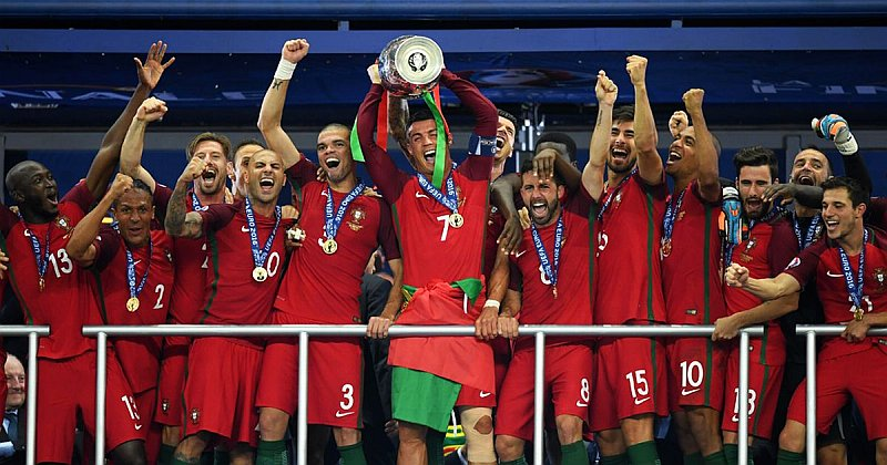 From Hissy Fits to Championship: How Portugal Won the EURO 2016