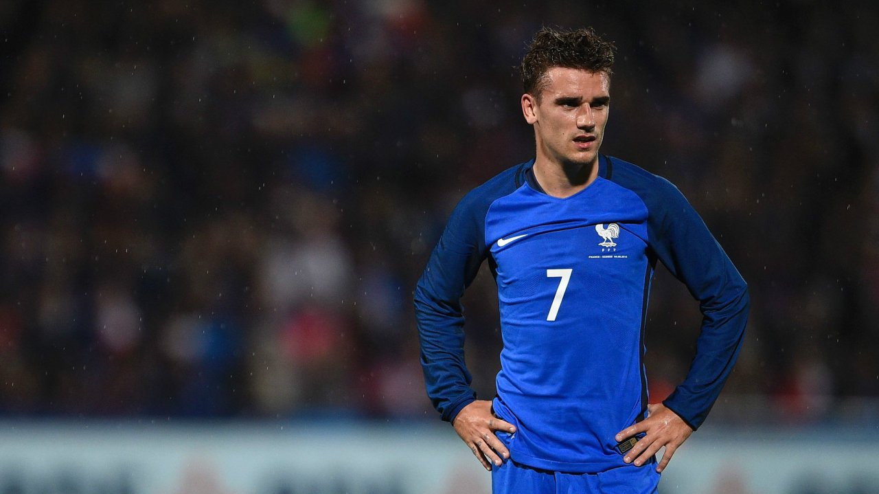 Image result for antoine griezmann prancis